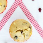 Advent Calendar Day 13 – Cranberry-white chocolate muffin baking mix