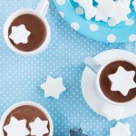 Advent Calendar Day 18 – Star marshmallows