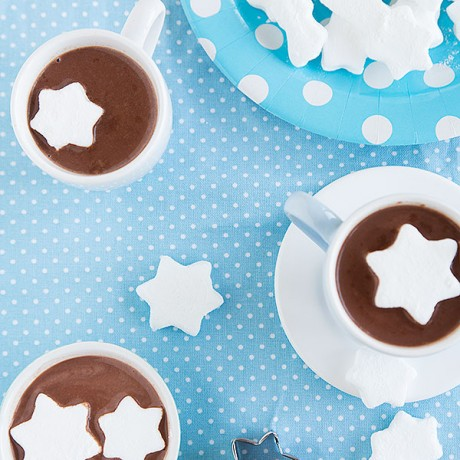 Advent Calendar Day 18 - Star marshmallows