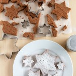 Advent Calendar Day 17 – Star brownies