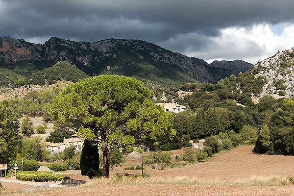 mallorca spain orient valley