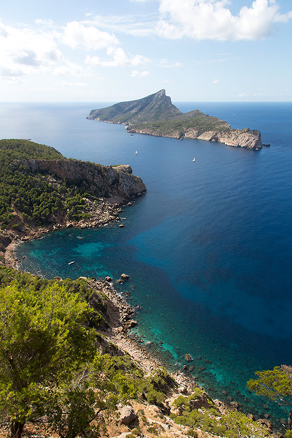 Isla Dragonera Mallorca Spain