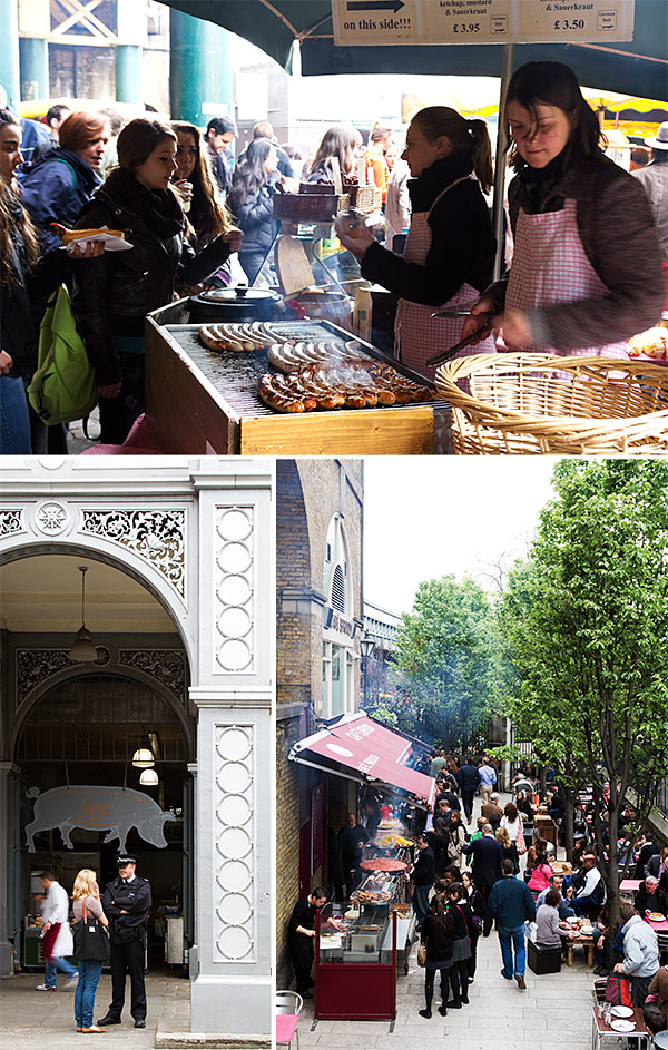 Borough Market, London | www.strudelandcream.com