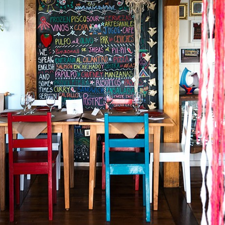 Food Spaces in Patagonia